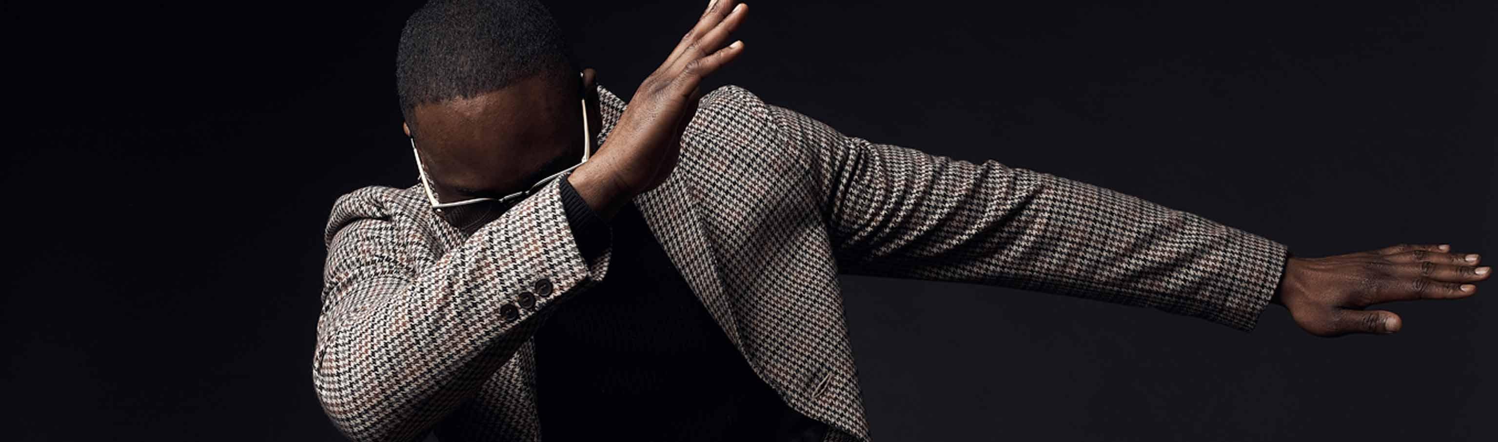 Black-Owned Men's Clothing