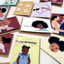 Black-Owned Greeting Cards
